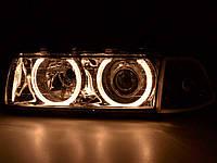 Bmw e36 купе кабриолет компакт седан бмв фара фары оптика фонари alpina M3 M Hamann Schnitzer tuning передние, фото 1