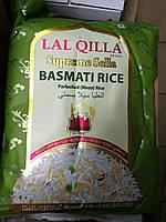 Рис басмати LAL QILLA 5 кг