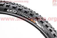 """Велосипедная шина 26""""x1,95 без камеры шипованная MTB C1349"""