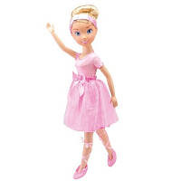 Кукла BAMBOLINA - ПРИМА-БАЛЕРИНА (80 см, с аксессуарами) BD2002