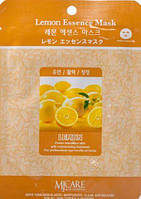 Маска для обличчя MJ CARE освітлююча з лимоном, 23 г (607)