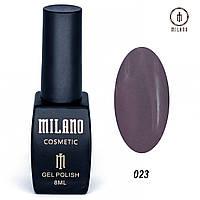 Гель-лак Milano 8 мл. №023⭐⭐⭐⭐⭐