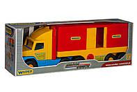 Игрушечная машинка Super Truck фургон