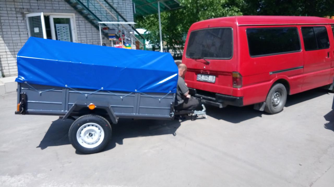 Купить прицеп Лев-Супер к легковому авто!!!
