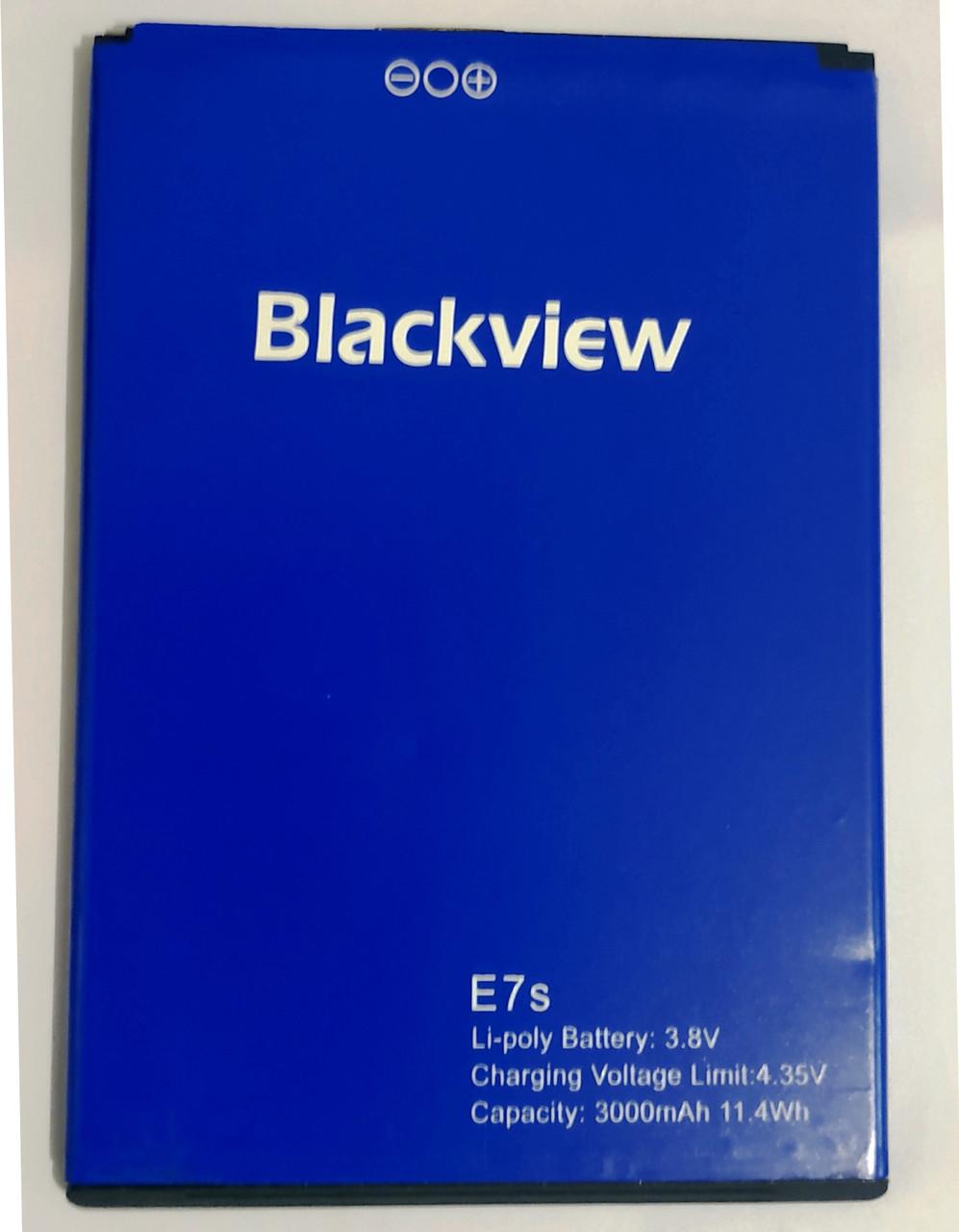 Оriginal Аккумулятор Blackview E7 / E7S 3000 mAh