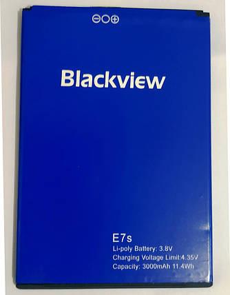 Оriginal Аккумулятор Blackview E7 / E7S 3000 mAh, фото 2