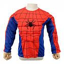 Маскарадный костюм Человек Паук (размер L), фото 2
