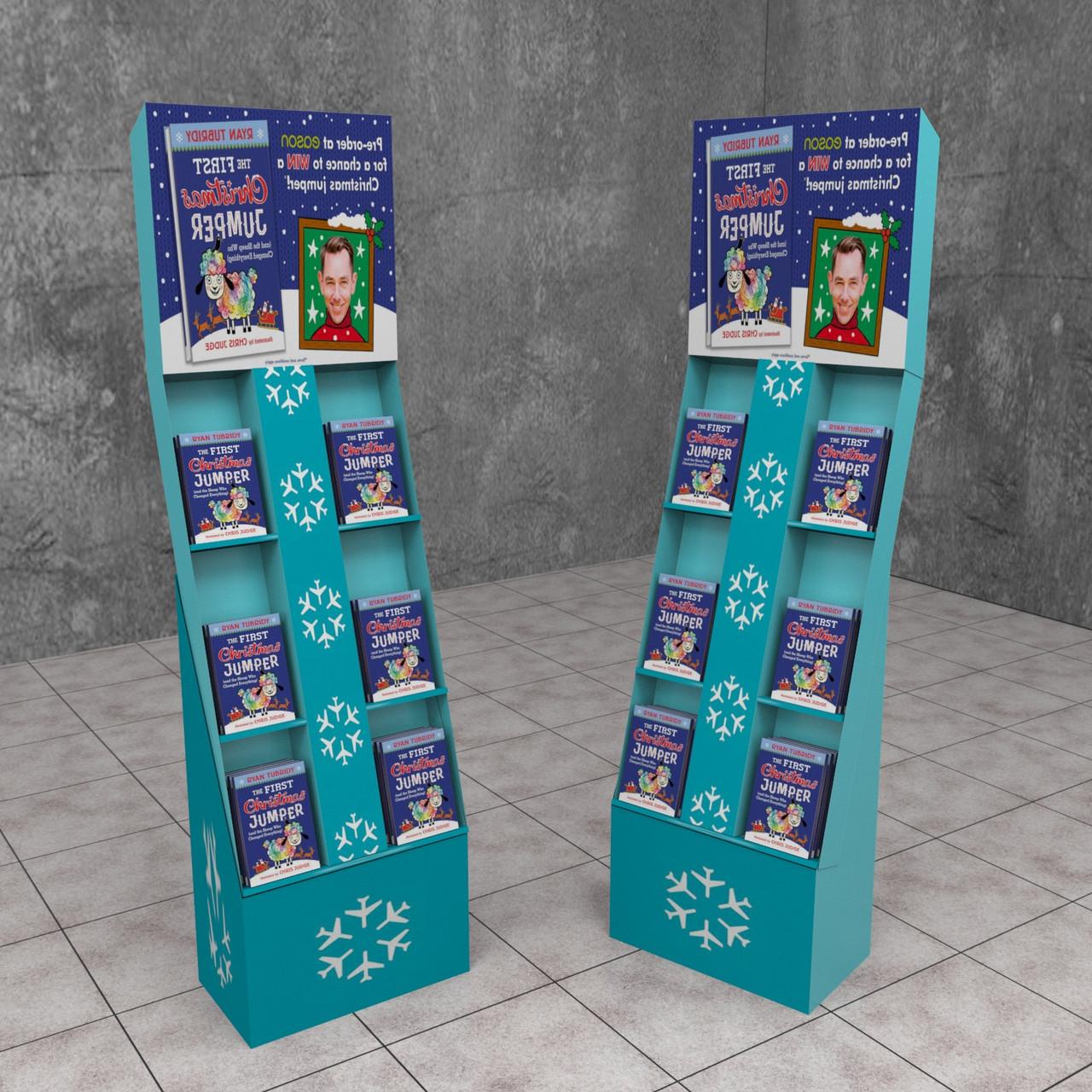 Торговые стенды для журналов