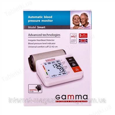 Тонометр автоматичний Gamma Smart