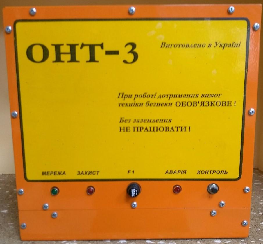Ограничитель напряжения холостого хода сварочных трансформаторов ОНТ-3 Forsage
