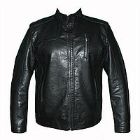 Мужские  куртки т.м.Dushi 6815 из искусственной кожи оптом недорого.
