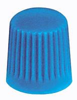 Колпачок пластиковый синий (TRVC8-S-B/Baolong), фото 1