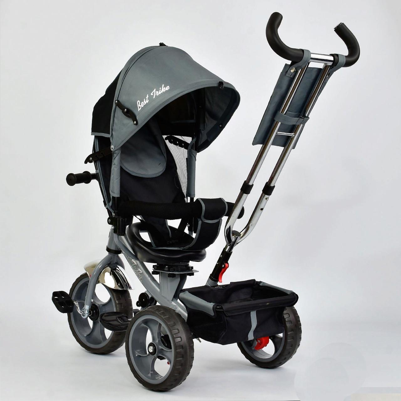 Трехколесный велосипед Best Trike с поворотным сиденьем 5700 - 3430