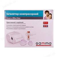 Інгалятор компресорний Gamma Effect new