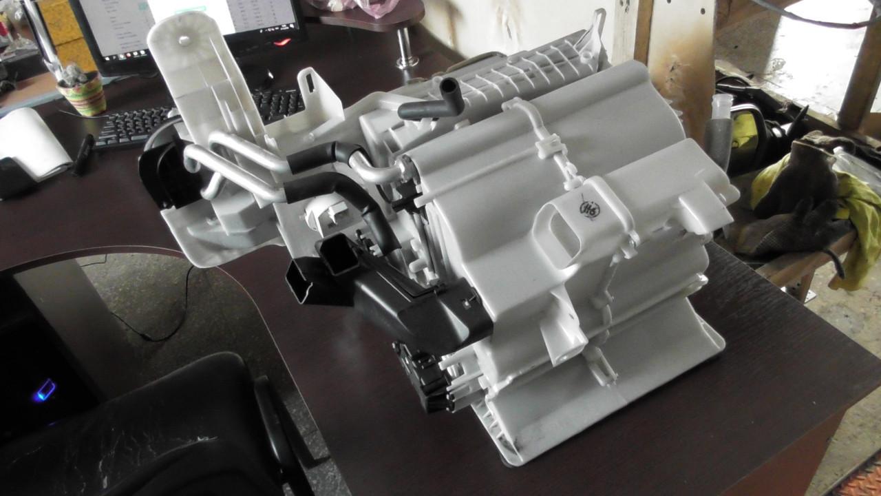 GHP961A10 Радиатор печки оригинал в отличном состоянии оригинал в отличном состоянии