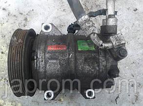 Компрессор кондиционера Nissan Vanette Serena C24 1999-2001г.в. SR20DE 2.0 бензин