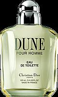 Dior Dune Homme 100ml edt (Свежий, древесный, мужественный аромат для сильных, благородных мужчин)