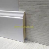 МДФ плинтус Белый/цветной Супер Профиль СП 1695  + есть все цвета