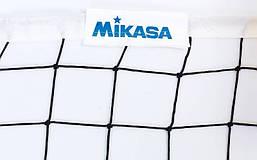 Сетка для волейбола MIKASA (р 9,5x1м, ячейка 12x12см) C-6390, фото 2