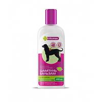Шампунь(Vitomax)c витаминами антипаразитарный для собак