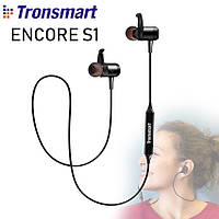 Беспроводные наушники Tronsmart Encore S1 Bluetooth Sport Headphone Black