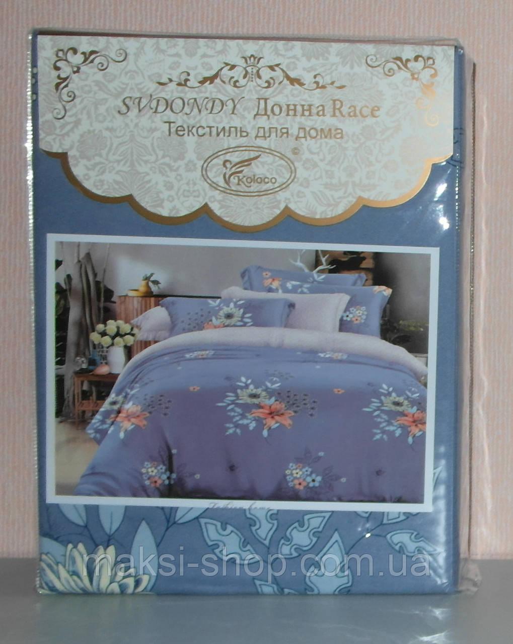 Комплект постельного белья Евро Фланель байка Турция
