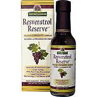 Ресвератрол (Resveratrol) жидкий, Nature's Answer, 150 мл