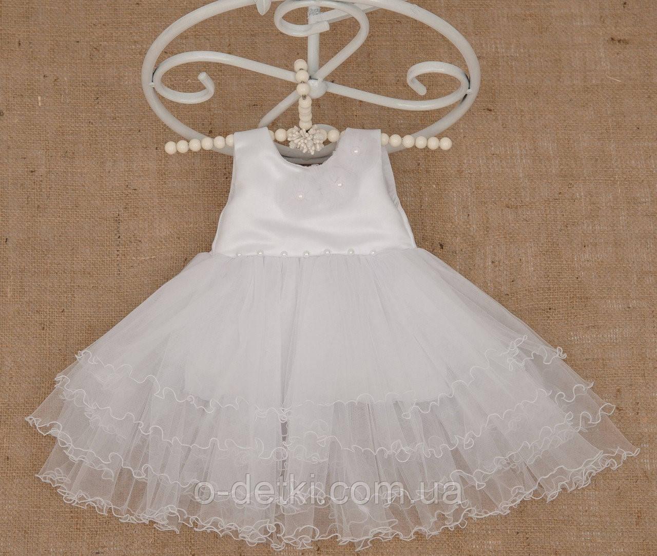 8a51aa66b1cedfb Нарядное белое платье для девочки : продажа, цена в Киеве. платья и ...