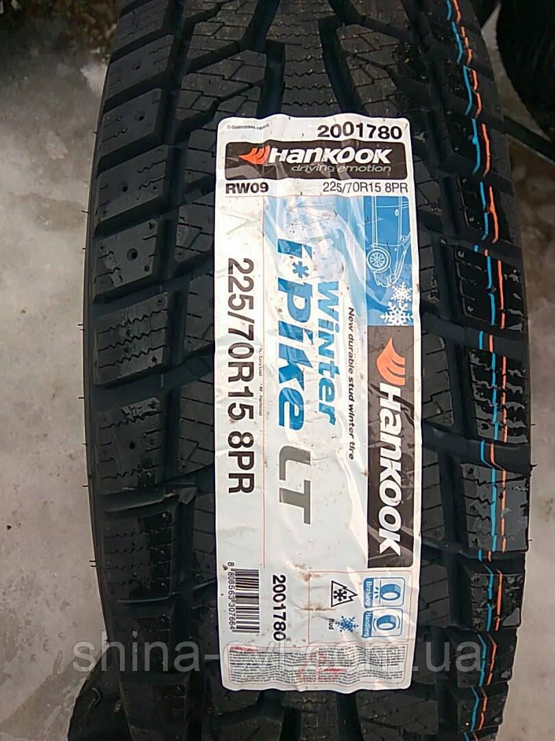 Зимові шини 225.70 R15C Hankook