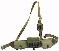 Патронташ 12 калибр на 18 патронов + 2патрона на подвеске, фото 1
