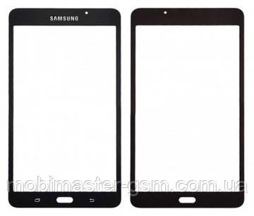 Корпусное стекло Samsung T285 Galaxy Tab A черное, фото 2