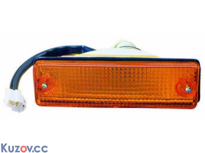 Указатель поворота в бамп. лев.=прав. Mazda 323 85-89 (TYC)