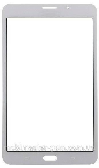 Корпусное стекло Samsung T280 Galaxy Tab A белое