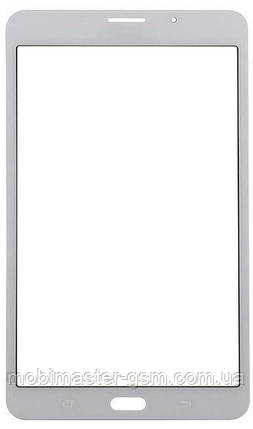 Корпусное стекло Samsung T280 Galaxy Tab A белое, фото 2