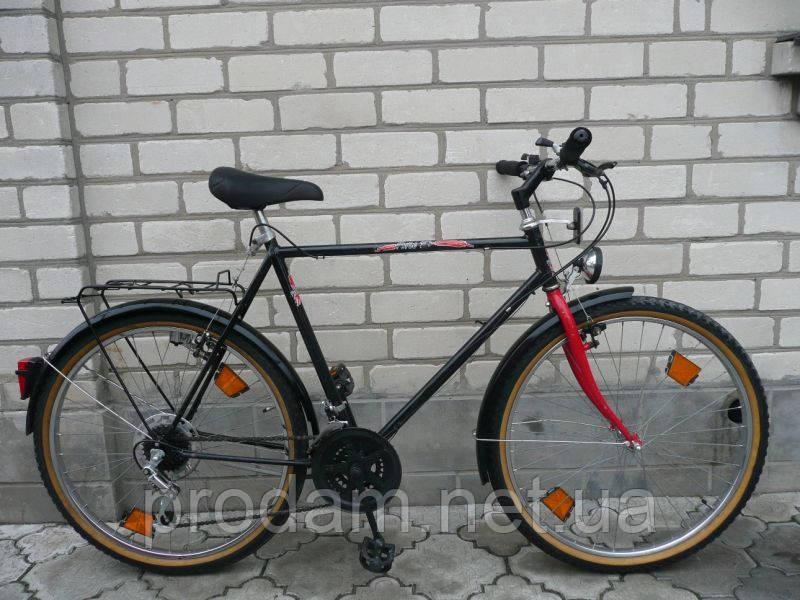 Класний німецький велосипед