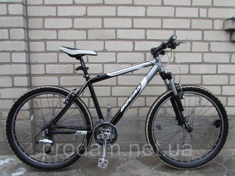 Велосипед Bocas m-30 (Deore, Deore LX, Deore XT)