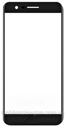 Корпусное стекло на LG X240 K8 (2017) черное, фото 2