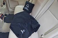 """Автомобильный плед в чехле с вышивкой логотипа """"Opel"""", фото 4"""
