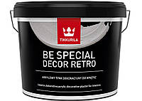 Декоративна штукатурка Tikkurila Be Special Decor Retro, 14кг біла
