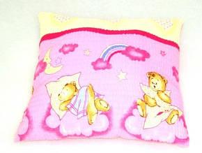 Подушка детская квадратная