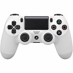 Геймпад SONY PS4 Dualshock 4 V2 Black белый