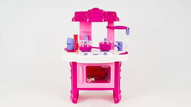 Детская кухня LIMO TOY. В наборе 20 предметов. Световые и звуковые эффекты