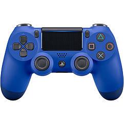 Геймпад SONY PS4 Dualshock 4 V2 Black синий