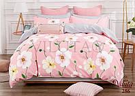 Комплект постельного белья сатин твил  286
