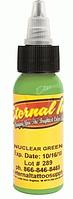 Краска для тату Eternal NUCLEAR GREEN