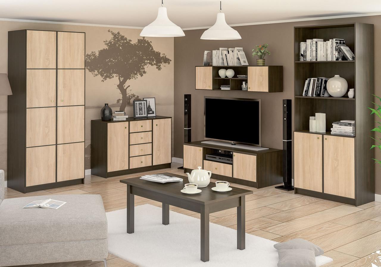 Модульная гостиная Фантазия Мебель-сервис