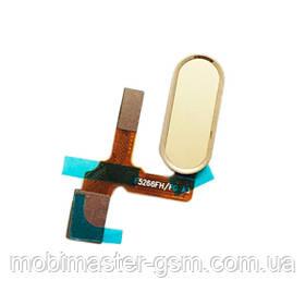 Сканер отпечатка пальца Huawei Honor 9 золотистый