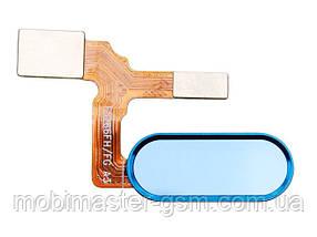 Сканер отпечатка пальца Huawei Honor 9 синий