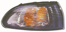 Указатель поворота левый Mitsubishi Galant 93-96 (DEPO). 214-1533L-AE