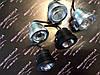 Алюминиевый водонепроницаемый фонарь 8W COB LED с линзой (серебристый), фото 4